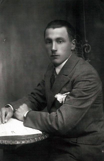Paweł Schumann, wójt gminy Czerniewice wokresie okupacji