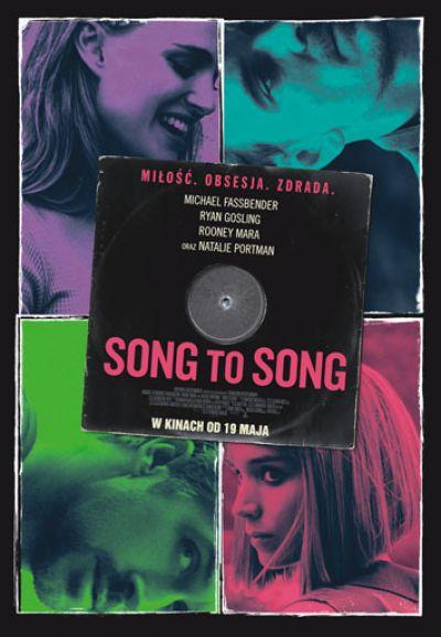 Plakat Song to Song