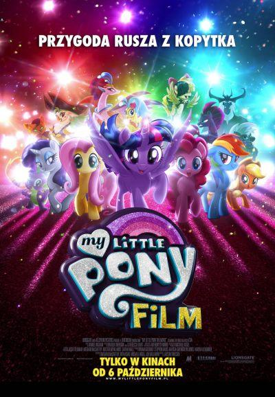 Plakat My Little Pony